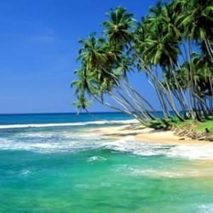 beach sri lanka