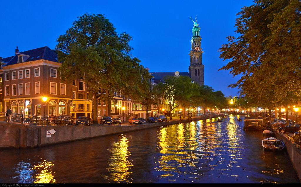 Amsterdam - Top 5 European cities to visit